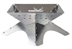 Firepit Flatpack By Winnerwell - Large / Stainless Steel