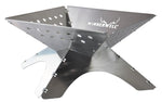 Firepit Flatpack By Winnerwell - Medium / Stainless Steel