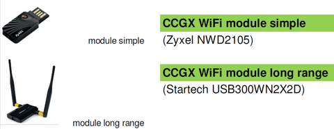 Wi-Fi Adapter - Colour Control GX