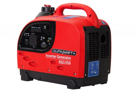 Supa Swift Inverter XG1350 - Petrol / 1.35 KVA / Only 13 KG