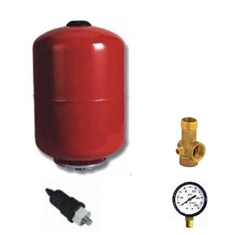 Preassure Kit For DC Soalr Pumps