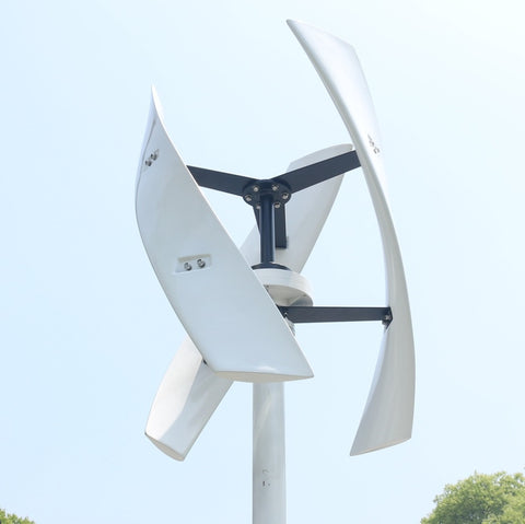 R & X Vertical Axis Wind Turbine - 400 W / 12 / 24 V