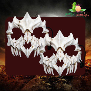 Tengu Yaksha Ancient Skull Masks