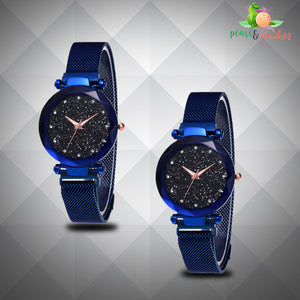 Cosmic Quartz Watch