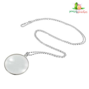 Chic Magnifier Necklace