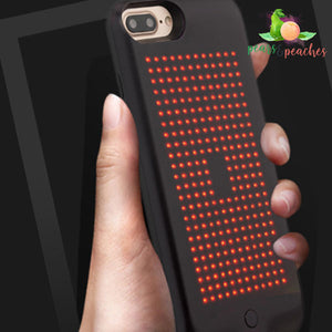 Customizable LED Phone Case