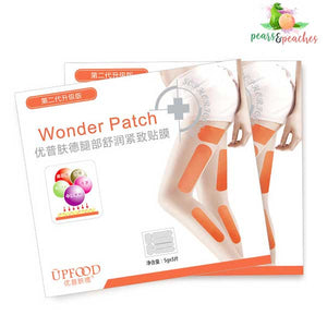 Wonder Leg Stickers