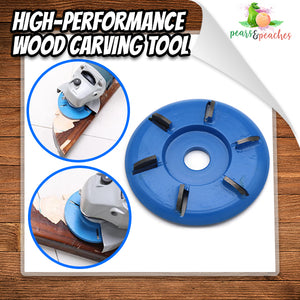 High Precision Wood Carving Disk
