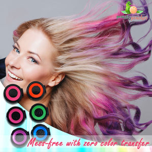 Press & Glide Fast Hair Dye