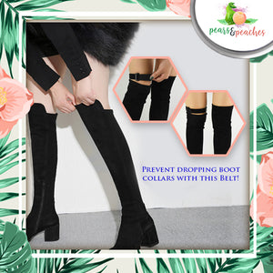 Anti-Drop Knee Boots Strap