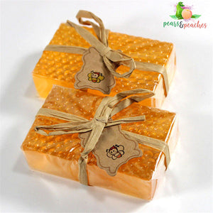 Handmade Honey Kojic Acid Soap
