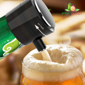 2-in-1 Aerator & Fizz Maker