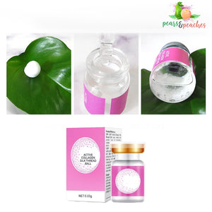 Active Collagen Silk Thread Ball