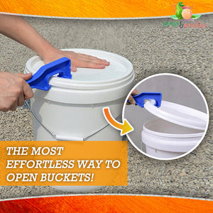 Easy Lift Bucket Lid Opener