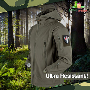 All-Weather Indestructible Military Grade Jacket