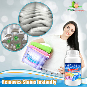 Color-Proof Laundry Stain Remover