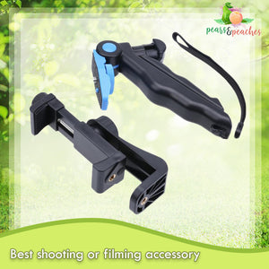 Hand Grip Mobile Phone Stabilizer