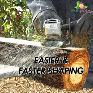 Wood Shaping Grinder Wheel