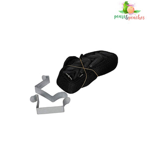 Adjustable Door Bag Rack