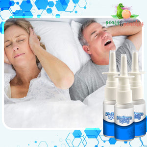 No-Snore Spray