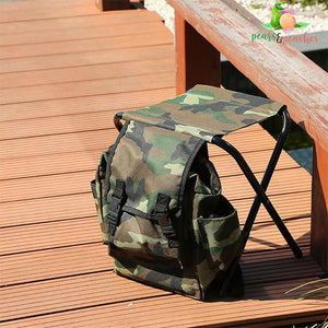 2-in-1 Built-In Chair Bag