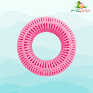Quick & Easy Hair Donut Strainer
