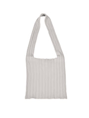 Kittfarbene Knit Tote-Bag