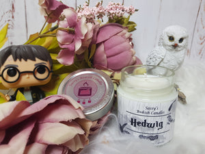 Hedwig - Green Apple - Bookish Candle