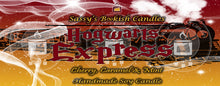 Laden Sie das Bild in den Galerie-Viewer, Hogwarts Express - Cherry, Caramel & Mint - Bookish Candle