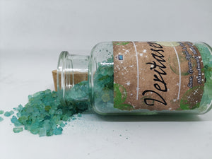 Veritaserum - Lime, Green Apple & Amber - Bookish Bath Salt