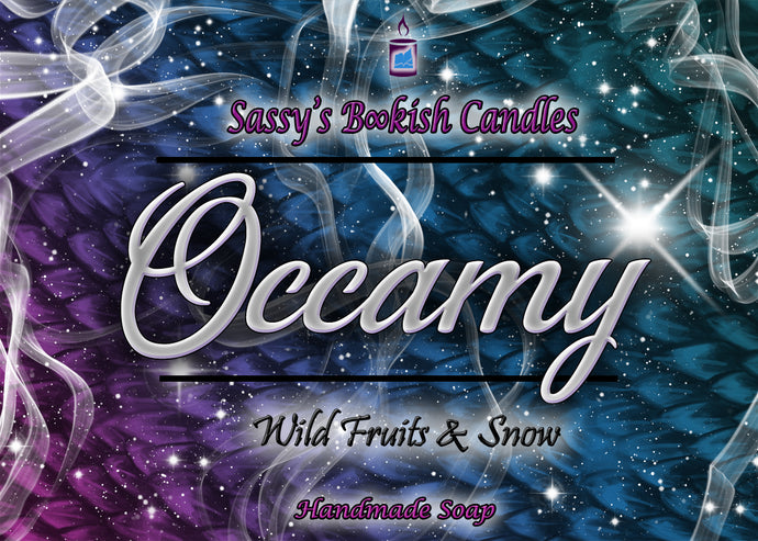 Occamy - Wild Fruits & Snow - Bookish Soap