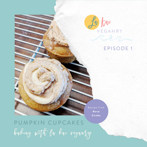 Baking with La Kai Veganry