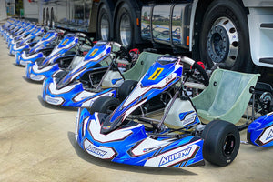 SAVE OVER $1300 ON AusGP KARTS