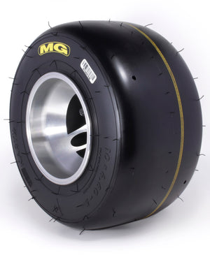 MG Tyre FZ Yellow