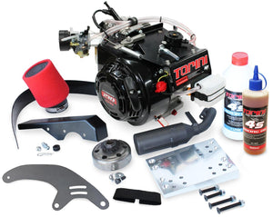 Torini 4S Clubmaxx Sealed Engine Complete Incl Eng Kit | Oil