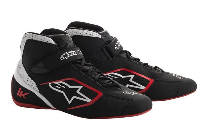 Alpinestars Boots Tech 1 K Black | White | Red