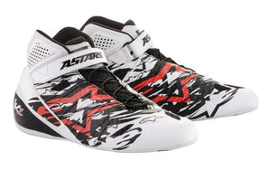 Alpinestars Boots Tech 1 KZ 2020 Special Edition White | Black | Red