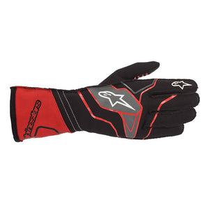Alpinestars Gloves Tech 1 KX V2 Black | Red