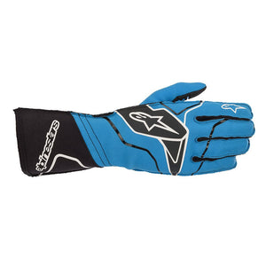 Alpinestars Gloves Tech 1 KX V2 Blue | Black