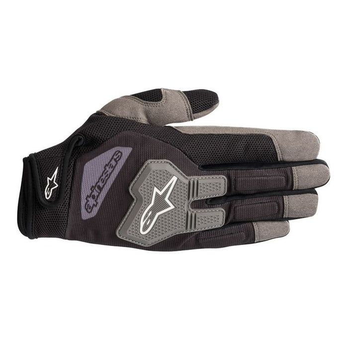 Alpinestars Gloves Engine Black | Grey