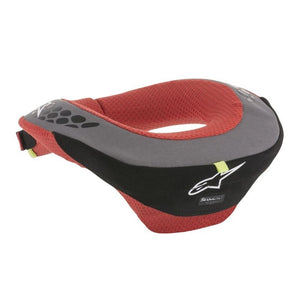 Alpinestars Neck Roll Sequence Youth Black | Red