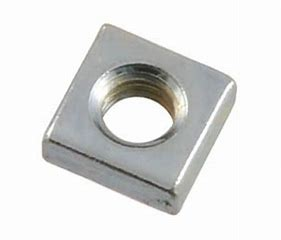 Nut Square 6mm - Throttle Stop Bracket
