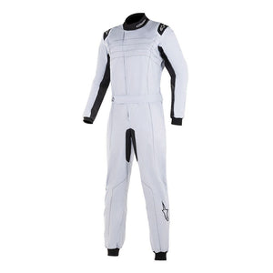 Alpinestars Suit KMX-9 V2 Silver | Blue | Black