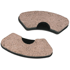 KSI Brake Pads 14mm Hard Grey Set