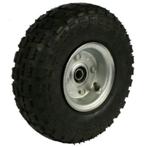 Kartech Kart Trolley Wheel & Tyre 4in Steel Wheel|250X4 Tyre Suits P|N: K03A