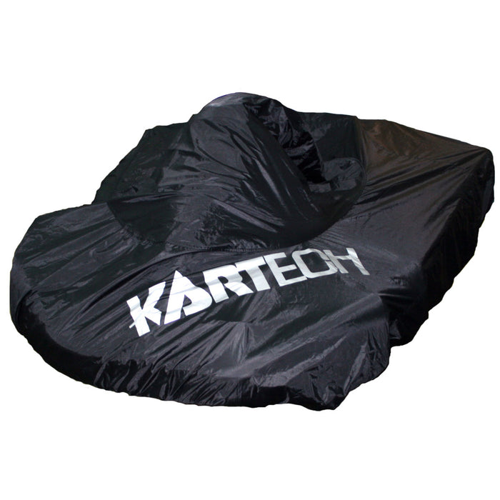Kartech Kart Cover  With Silver Logo Waterproof