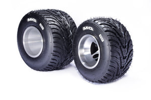 MG Tyre WT White