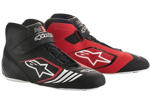 Alpinestars Boots Tech 1 KX Black | Red | White