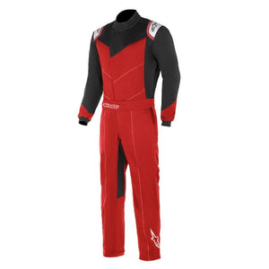 Kart Indoor Suit Red | Black