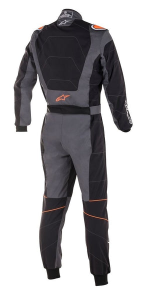 Alpinestars Suit KMX-3 V2 Black | Anthracite | Orange Fluro